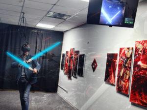 Виртуальная реальность в СПб или то, как это происходит у нас в клубе
