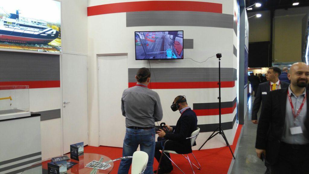 виртуальная реальность для ЗАО СММ